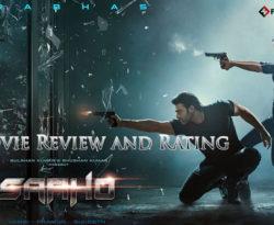 Sahoo movie review
