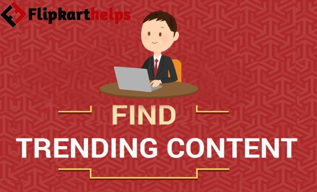 find-trending-content-online