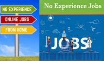 no exprien e Online jobs
