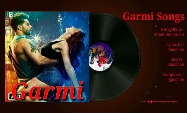 garmi song lyricas hindi