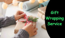 gift wraping services