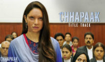 Chhapaak title track