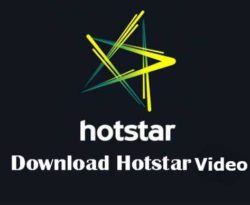 Hotstar video downloader