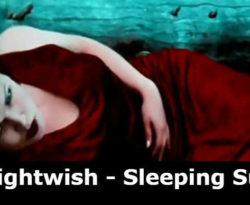 Nightwish sleeping sun lyrics