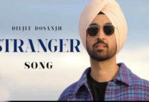 Stranger song lyrics