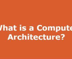 computer architectire