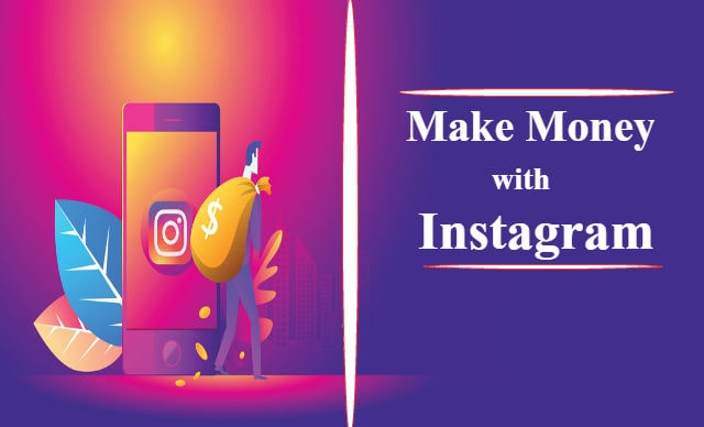 earn money via instagram