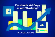 facebook ad copy not working