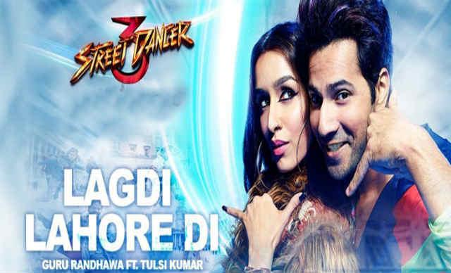 lagdi-lahore-di-street-dancer-3d-song