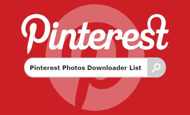 pinterest image downloader