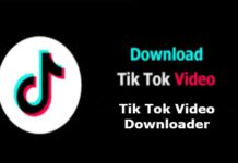Tik tok downloader is an online web tool which help to download tik tok video online