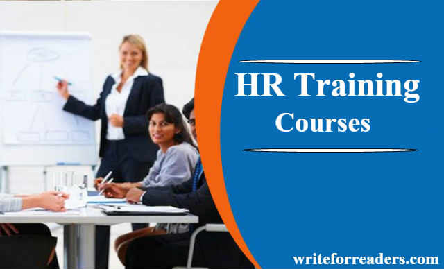 hr traning courses