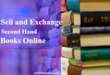 second hand books online
