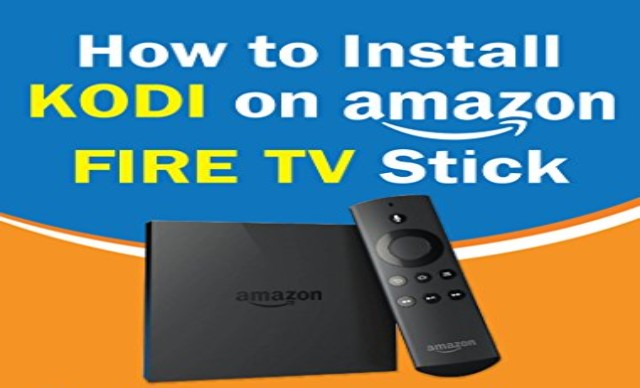 kodi on amazon fire stick