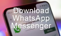 how to download whatsapp messenger